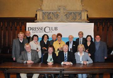 PresseClub <BR />&nbsp; München e.V.