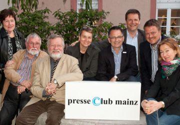 Presseclub <BR />&nbsp; Mainz e.V.